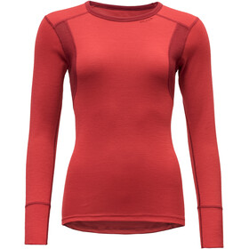 Devold Hiking Shirt Damen chilli